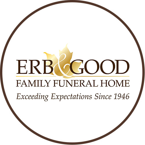 Erb and Good Funeral Home Logo