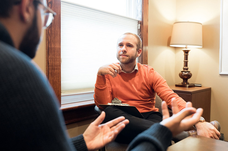 counselling at Shalom